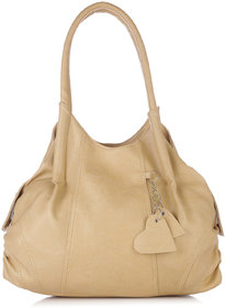Fostelo Style Diva Beige Handbag
