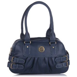 Fostelo Carryall Blue Handbag