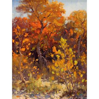 Vitalwalls Landscape Painting Canvas Art Print (Landscape-547-30Cm)