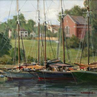 Vitalwalls Landscape Painting Canvas Art Print (Landscape-549-30Cm)
