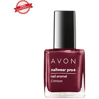 Avon Color Nailwear Pro Plus - Crimson