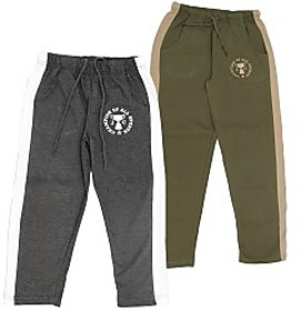 Juscubs Champion Of All Sports Trackpants Marron-Olivegreen