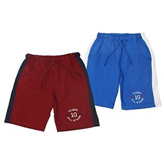 Juscubs Cubs All Star Shorts Marron-Royalblue