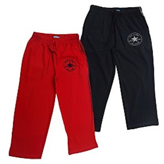 Juscubs All Stars Trackpants Black-Red