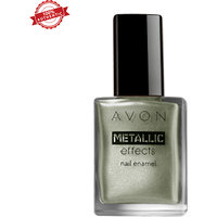 METALLIC EFFECTS NAIL ENAMEL JADE REFLECTION