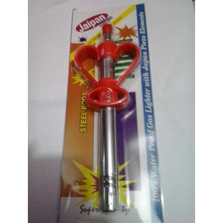 jaipan electronic gas lighter + 1 year warranty