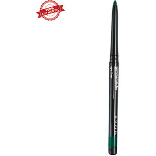 Avon Retractable Glimmersticks Eye Liners Emerald