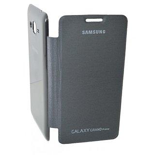 Flip Cover For Samsung Galaxy Grand Prime G530 Black