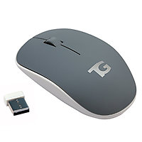 Tacgears TG-WLm-8001 three button Wireless mouse (Gray)