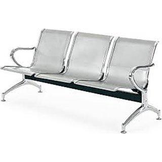RF Steel Sofa Set 3 Seater