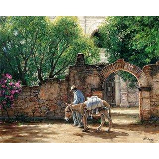 Vitalwalls Landscape Painting Canvas Art Print (Landscape-339-60Cm)