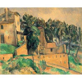 Vitalwalls Landscape Painting Canvas Art Print (Landscape-360-60Cm)