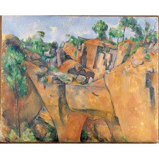 Vitalwalls Landscape Painting Canvas Art Print (Landscape-361-60Cm)
