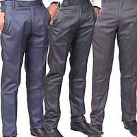 Gwalior Suiting Trousers fabric  BLACK ,BLUE, GRY
