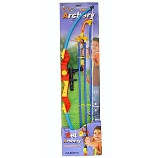 Premium Toxophilly Bow And Arrow Set For Kids