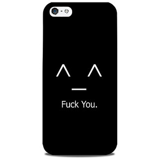 StyleO Mobile Cover for Apple iPhone 6 - Fuck you