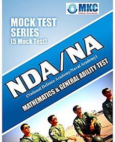 NDA Five Online Test Series