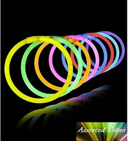 Funcart Glow Stick Bracelets (Pack Of 50)
