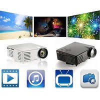 GP7S 100 Lumen  Portable LED TV Projector