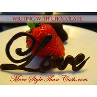 Write Your Name in Chocolate