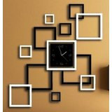 3D Wall Stickers Black And White For Wall Decor JB061L