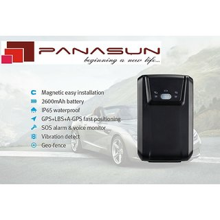 GPS Personal and Vehicle Tracking Device.