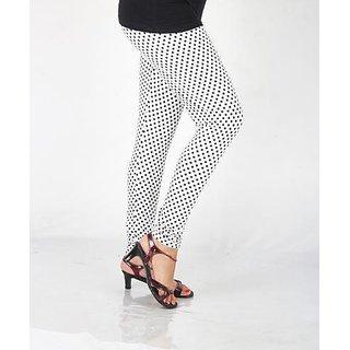 4-way cotton printed leggings Kelina