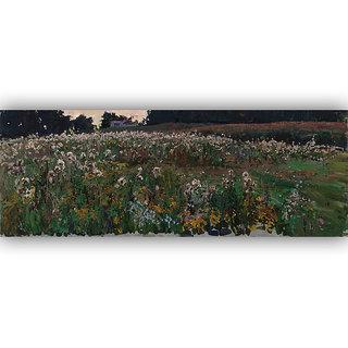 Vitalwalls Landscape Painting Canvas Art Print (Landscape-319-45Cm)