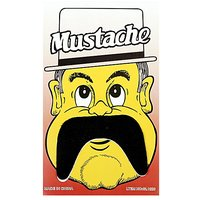 Funcart Single Stick On Moustache Design 5