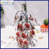 Funcart Spiderman Theme Table Decorations 1 Pc/Pack