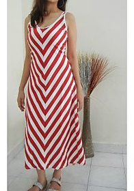 Scarlett Boutique Casual Gown Long