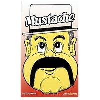 Funcart Single Stick On Moustache Design 1