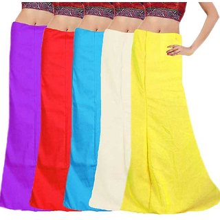 Cotton saree inskirt, petticoat