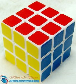 Divya CUBE MAGIC SQUARE 3 x 3 ACTIVITY PUZZLE EXCELENT QUALITY