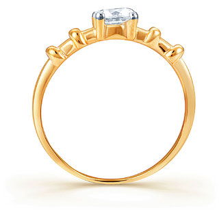 Karatcraft.In Chavvi 22Kt Gold Rings With Certificate Rga004310