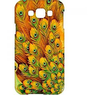 Crackndeal Back Case Cover For Samsung Galaxy E7