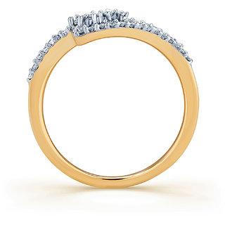 Karatcraft Perennial Love Gold Ring