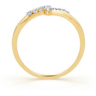 Karatcraft Insieme Gold Ring