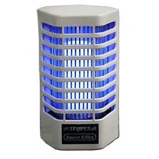 Stripes Electrical Mosquito Killer with Night LED Lamp