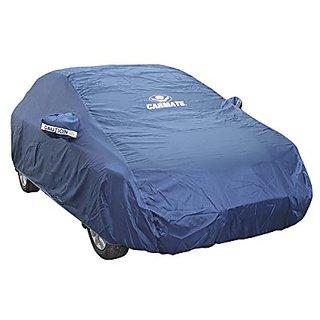 Autostark Carmate Parker Heavy Material Car Cover Hyundai Xcent (Blue)