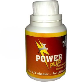 Powerplus Fuel Injector cleaner for 2/3 wheeler