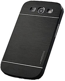 AryaMobi Back Cover for Samsung Galaxy Core II G355 - Black Colour, Hard Back Ca