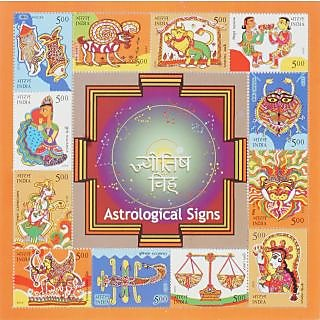 Astrological Signs MS with Presentation cover