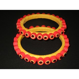 Handmade Paper Bangle Jewellery