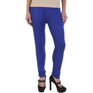 S Redish Blue Wollen Leggings ( With Mayani) (Blue W)