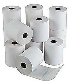 THERMAL PAPER ROLLS 58 MM PACK OF 10