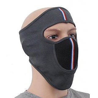 COMBO OF 2 Anti Pollution Face Mask For Bike Riders