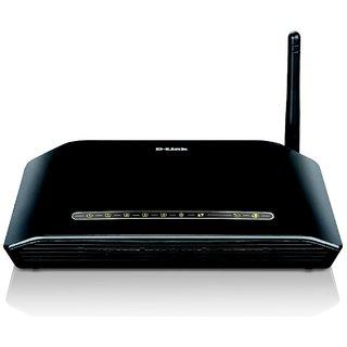 D-Link DSL-2730U Wireless