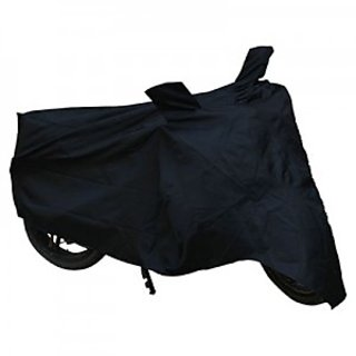 aUTONATION BALCK BIKE COVER FOR Hero HF Deluxe Eco