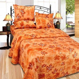 c5fd730add Buy JBG Home Store Double Winter Bedsheet cum blanket with 2 Pillow ...